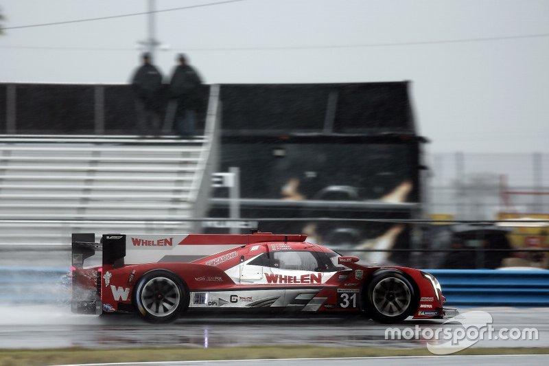 #31 Action Express Racing Cadillac DPi: Felipe Nasr, Eric Curran, Pipo Derani