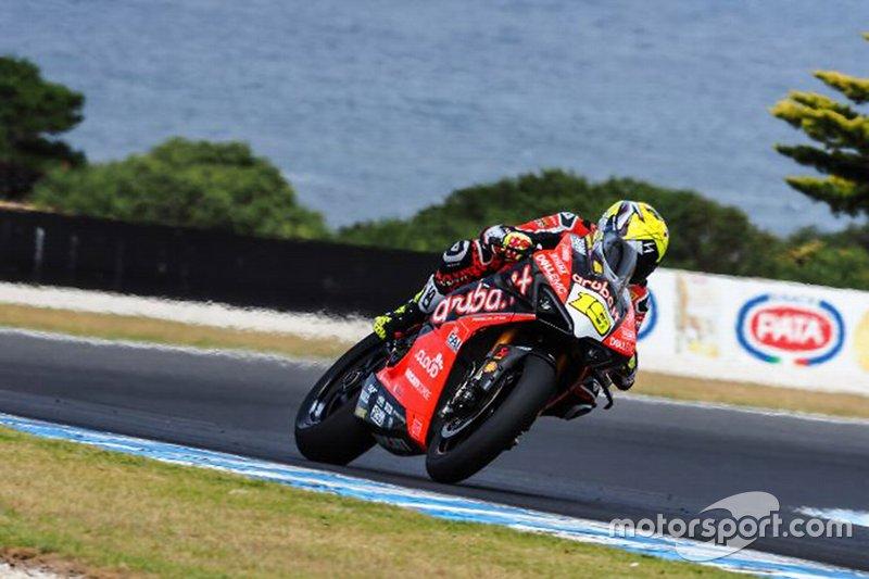Álvaro Bautista, Aruba.it Racing – Ducati