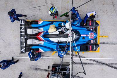 Presentazione Alpine LMP1