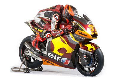 Presentazione livrea Marc VDS Racing Team