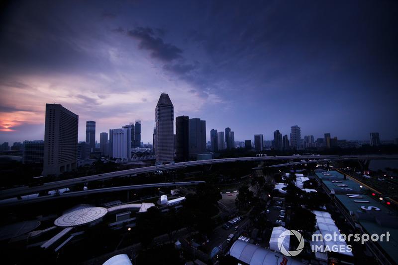 Szerkesztői TOP-25 - Szingapúri Nagydíj - szombat