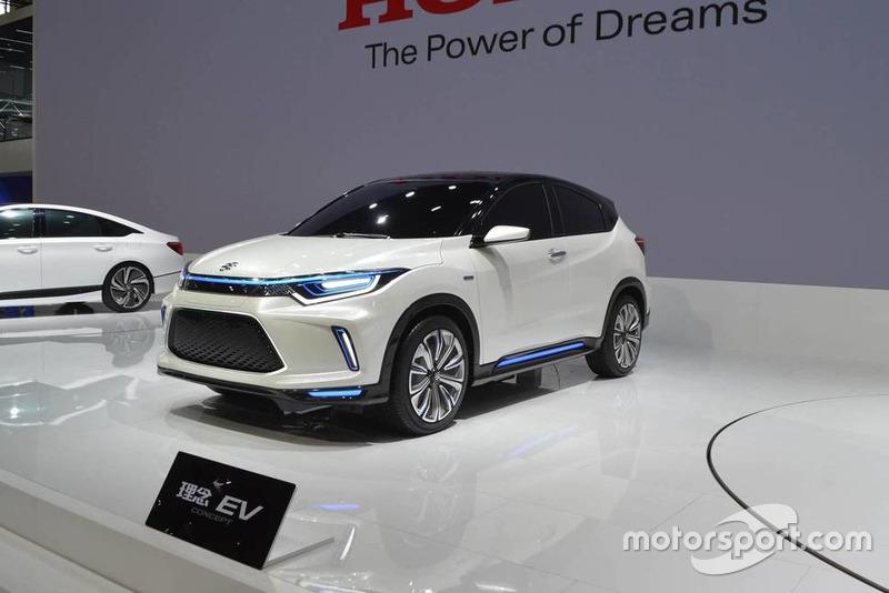 Концепт Honda Everus