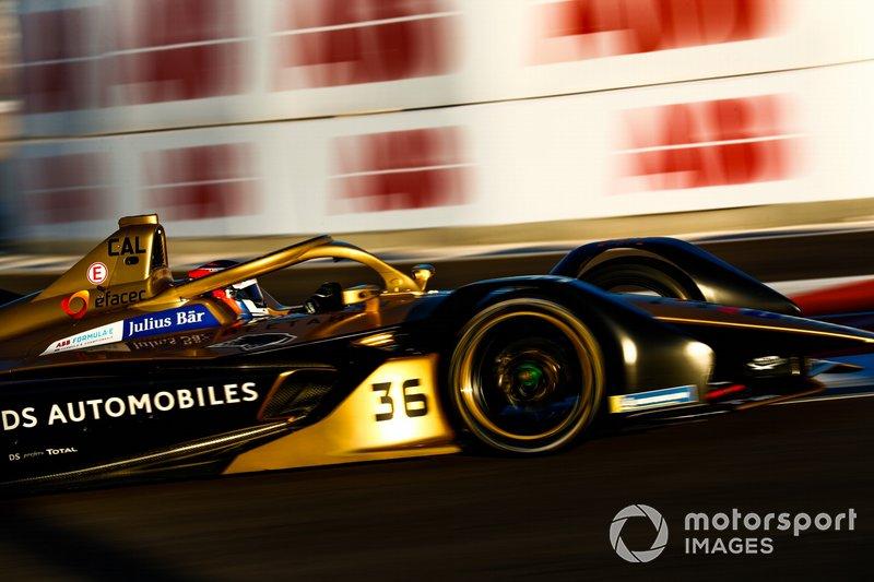 2018-19 - Formule E