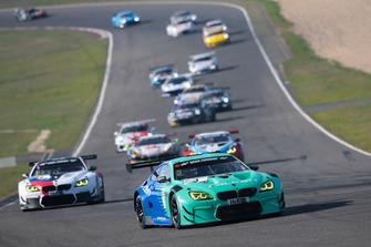 #3 Falken Motorsport BMW M6 GT3: Peter Dumbreck, Jens Klingmann