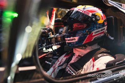 Demostración de Porsche LMP1 Londres