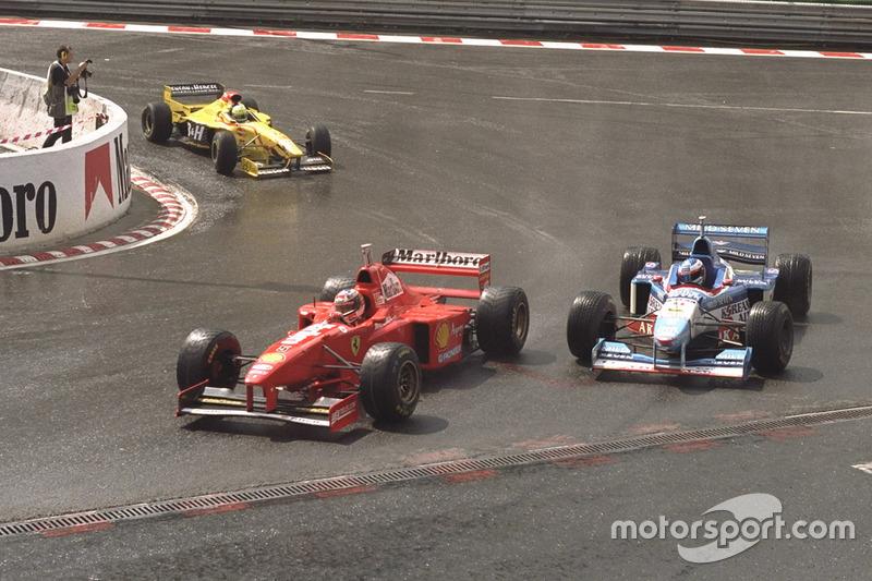 Гран Прі Бельгії 1997