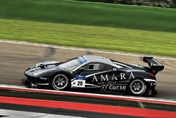#25 FF Corse Ferrari F488: Ivor Dunbar, Johnny Mowlem