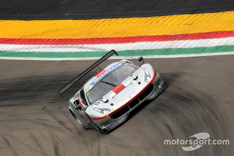 #51 AF Corse, Ferrari F488: Thomas Flohr, Francesco Castellacci