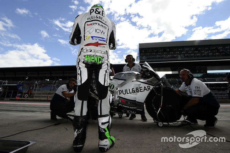 Eugene Laverty, Aspar MotoGP Team