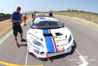 Annuncio Omar Galbiati con Antonelli Motorsport