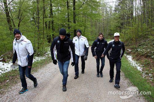 BMW Motorsport Juniors, annuncio piloti