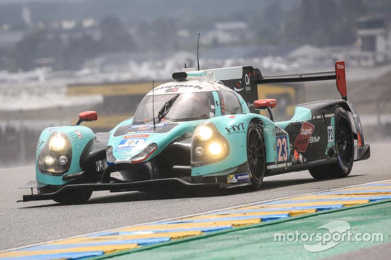 12th: #23 Panis Barthez Competition Ligier JS P2 Nissan: Fabien Barthez, Timothé Buret, Paul-Loup Chatin