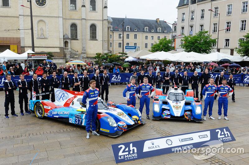 #27 und 37: SMP Racing