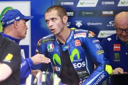 Luca Cadalora, Valentino Rossi, Yamaha Factory Racing