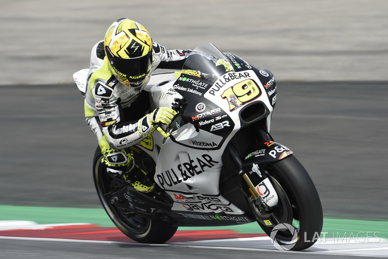 11. Альваро Баутіста, Aspar Racing Team - 52 очки