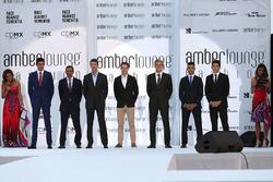 Natalie Pinkham, Sky TV, Esteban Ocon, Force India F1, Marc Gene, Ferrari, Daniil Kvyat, Scuderia To