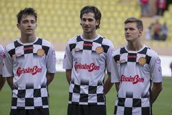 Charles Leclerc, Prema Racing, Antonio Giovinazzi, Mick Schumacher
