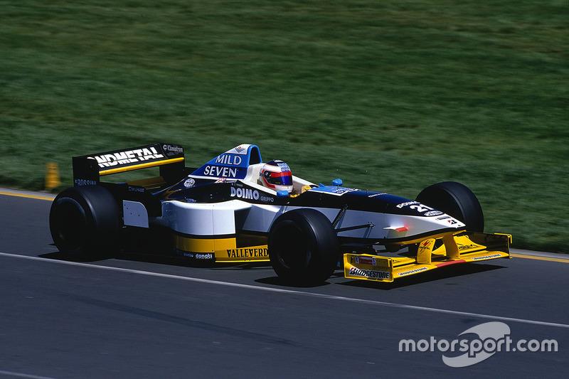 #21: Jarno Trulli, Minardi M197