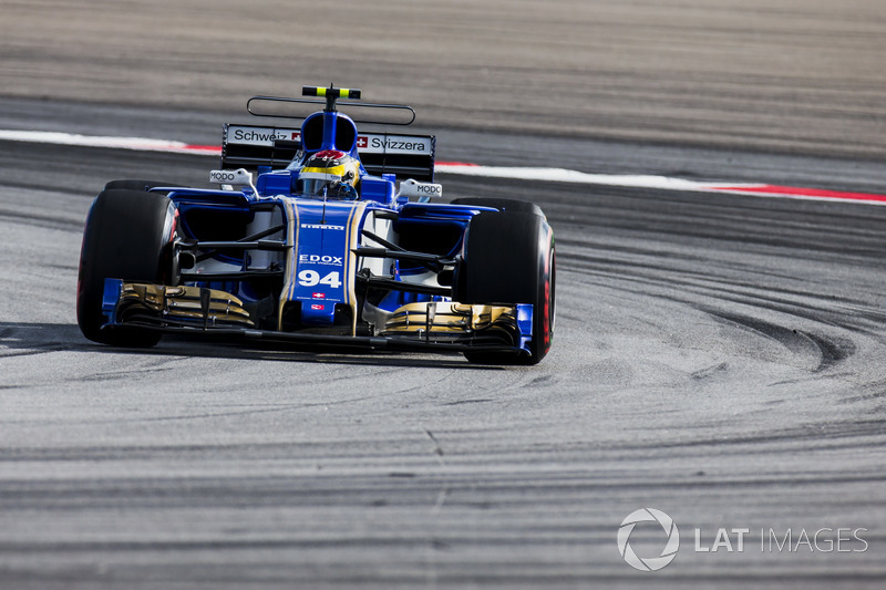 Паскаль Верляйн, Sauber C36