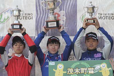 2017もてぎチャンピオンカップレース第1戦
