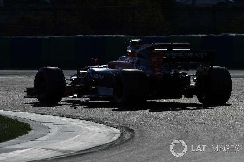 Стоффель Вандорн, McLaren MCL3