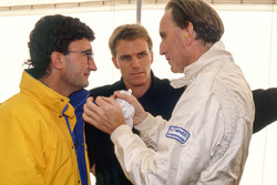 Eddie Jordan, Stefan Johansson, John Watson