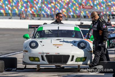 Daytona november test