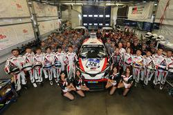 #326 Toyota Gazoo Racing, Toyota C-HR Racing