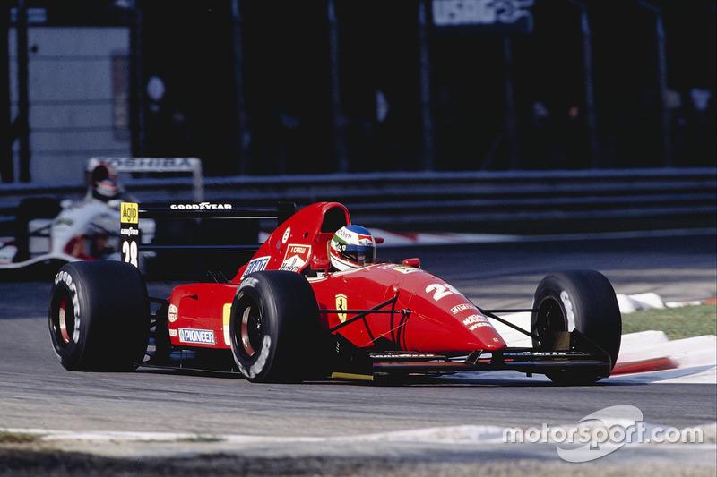 1992 : Ferrari F92AT