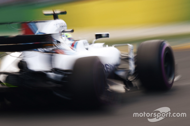 Felipe Massa, Williams, FW40