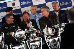 Charley Boorman in the press conference