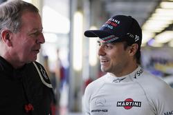 Martin Brundle; Felipe Massa, Williams
