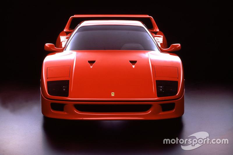 4. Ferrari F40