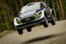 Теему Сунинен и Микко Марккула, Ford Fiesta WRC, M-Sport