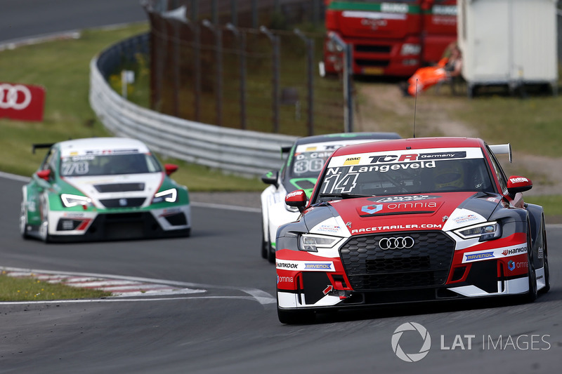 Niels Langeveld, Racing One, Audi RS3 LMS