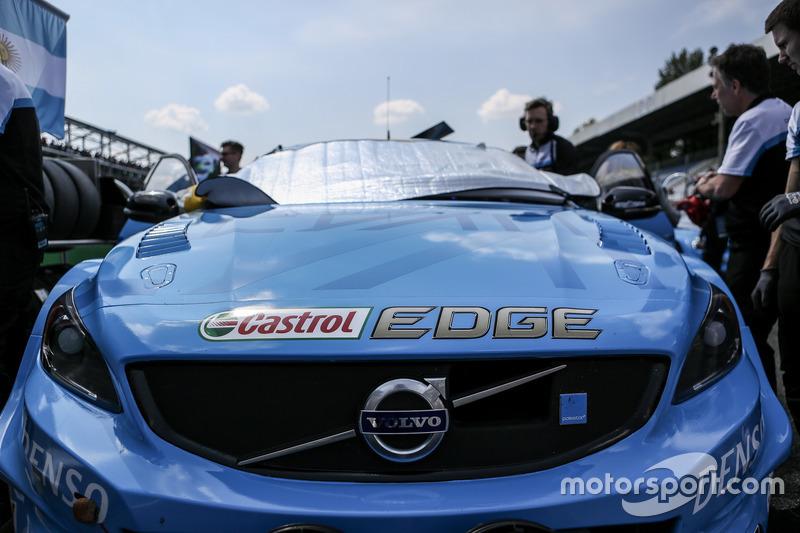 Polestar Cyan Racing, Volvo S60 Polestar TC1