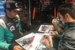 uet Jr., NEXTEV TCR Formula E Team, Ho-Pin Tung, Jaguar Racing