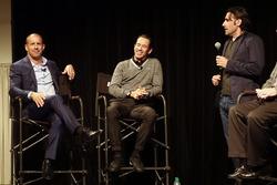 Tony Kanaan und Helio Castroneves feiern ihr 20-jähriges IndyCar-Jubiläum mit Dario Franchitti