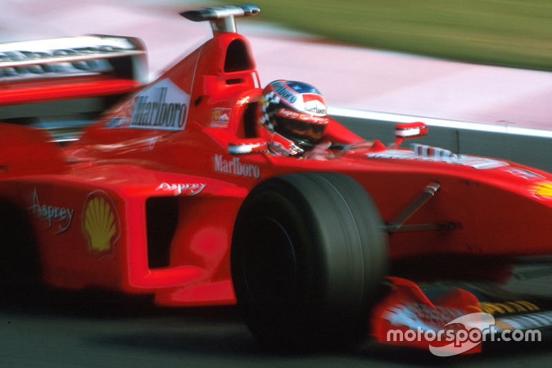 Michael Schumacher - Pole nº 20: GP do Japão de 1998