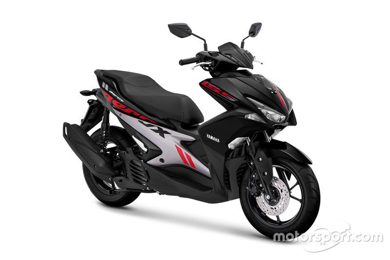 Aerox 155 Black