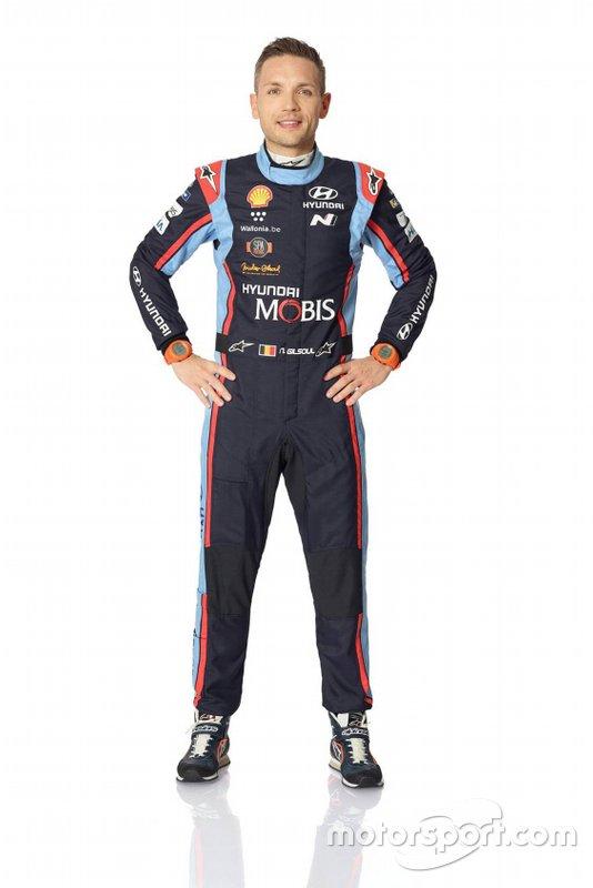 Nicolas Gilsoul, Hyundai Motorsport