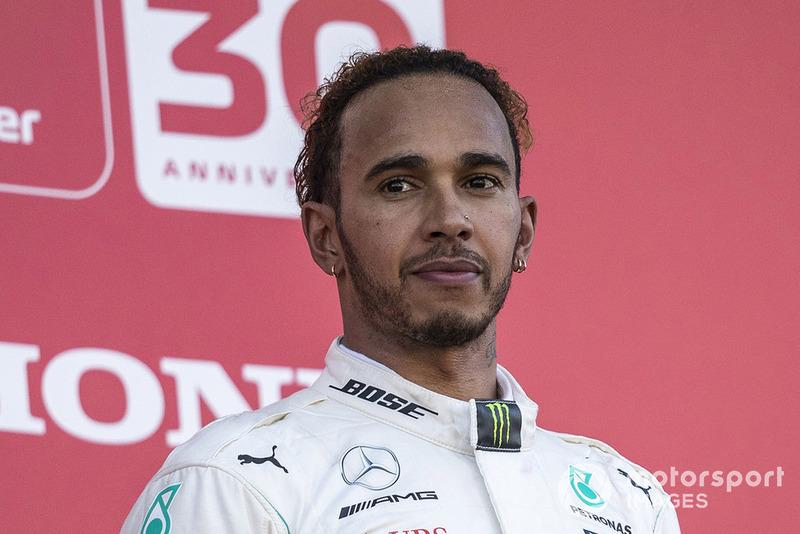 Lewis Hamilton (2008, 2014, 2015, 2017 et 2018)