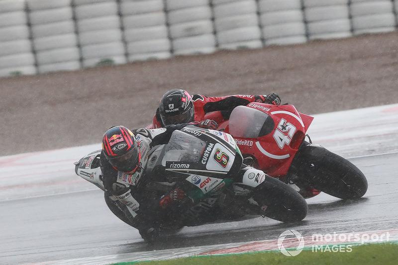 Штефан Брадль, LCR Honda, Скотт Реддінг, Aprilia Racing Team Gresini