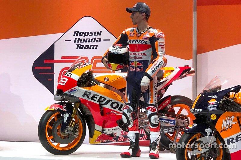 2019 - Honda (MotoGP)