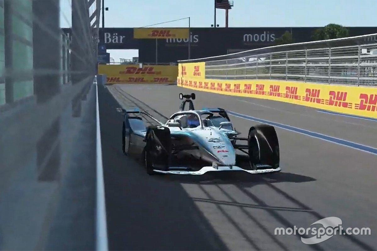 Formula E: Race at Home Challenge - Ronde 6