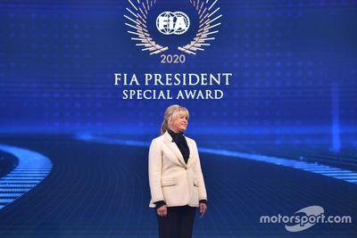Seremoni FIA Prize Giving