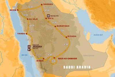 Annuncio Dakar 2021
