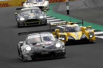 #88 Dempsey Proton Competition Porsche 911 RSR: Matteo Cairoli, Gianluca Roda, Giorgio Roda