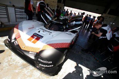 Porsche-Festival in Brands Hatch