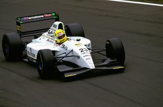 Christian Fittipaldi, Minardi M193